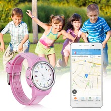 Top Uhr TW061 Kinder Smartwatch Auf Handgelenk Sicher GPS £ doppel Lage Kinder anti-verlorene mit Sos-ruf Sim-karte für Smartphones
