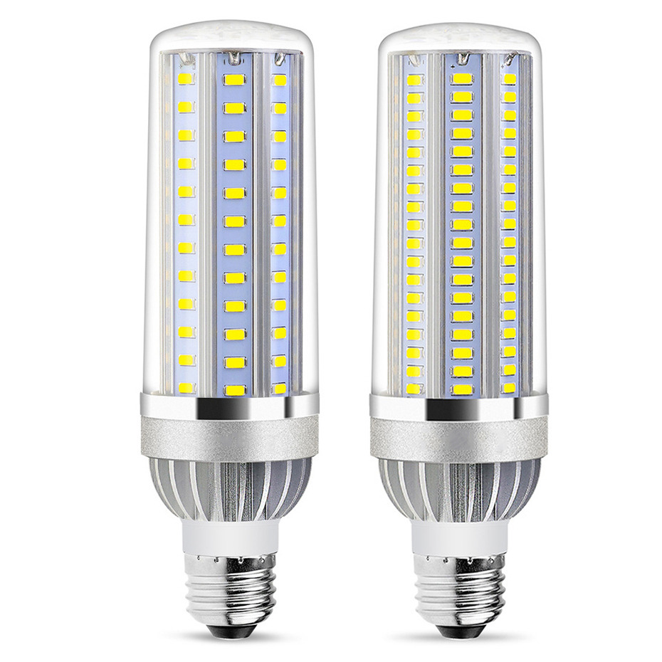 Led Bulb High Brightness E27 Smd 5730 Daylight Led Corn Bulb 220v 110v Energy Saving Bulb Led Lamp E27 Chandelier Lighting