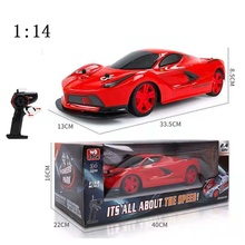 1:14 kids remote control racing car toys,4 wheel drive flash light vehicle ,children drift radio control educational gift kids rc car toy speed pipes racing track remote control building tubes diy set flash light baby educational toys for children page 4 page 5