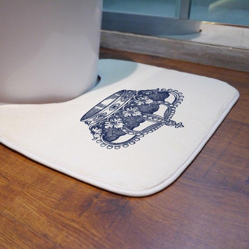 Non Slip Mats Dust Doormat Absorbent Bathroom Floor Rug