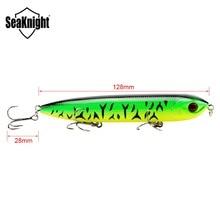 SeaKnight SK026 Floating Pencil 1PC 26g 128mm Topwater Pencil Fishing Lure Z Line Swimming Hard Bait Carp Fishing Saltwater Bait