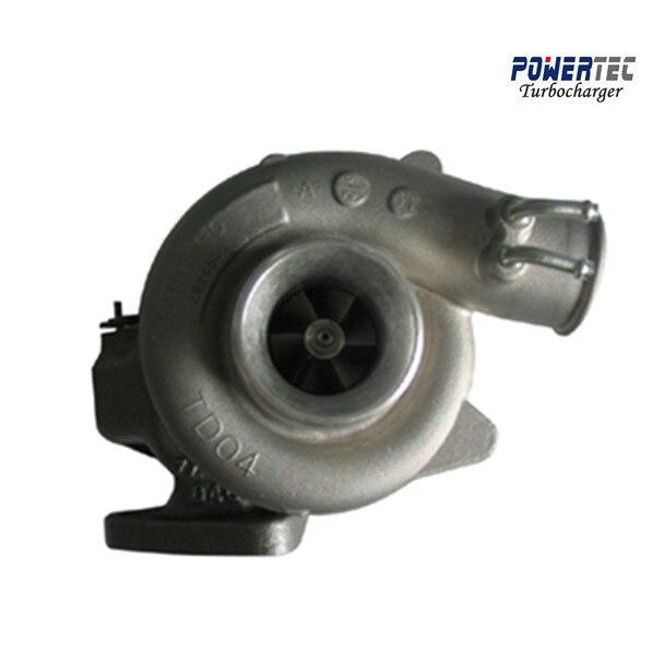 Turbocharger TD04 28200 42851 turbo compresseur-in Entradas de ar from Automóveis e motos on Powertec Turbo Online Store
