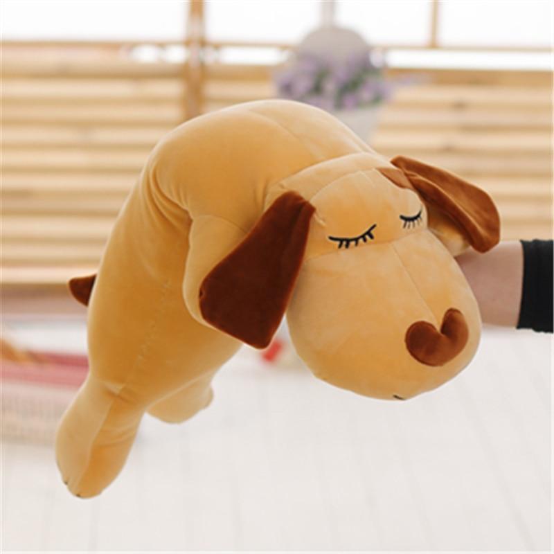 60cm Super Soft Dog Plush Toy Kawaii Puppy Animal Baby Stuffed