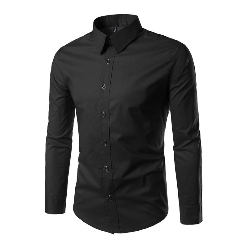 2017 new arrival men 39 s shirt long sleeve shirt mens dress for Mens casual shirts brands