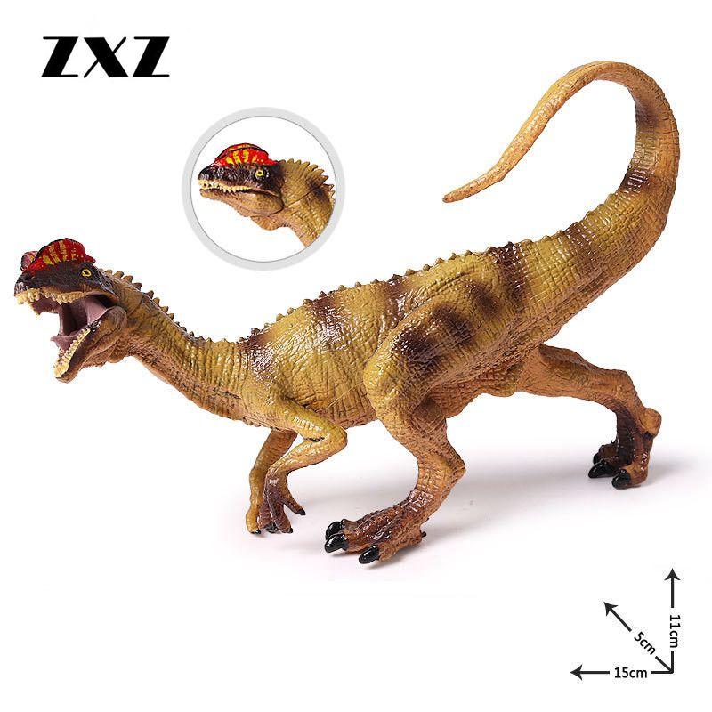 Dinosaurio Jurasico Dilophosaurus Raptors Ninos Regalo Juguete Figura Seguro Figuras De Accion Animales Y Dinosaurios Dinosaurs are a diverse group of reptiles of the clade dinosauria. universidad santander