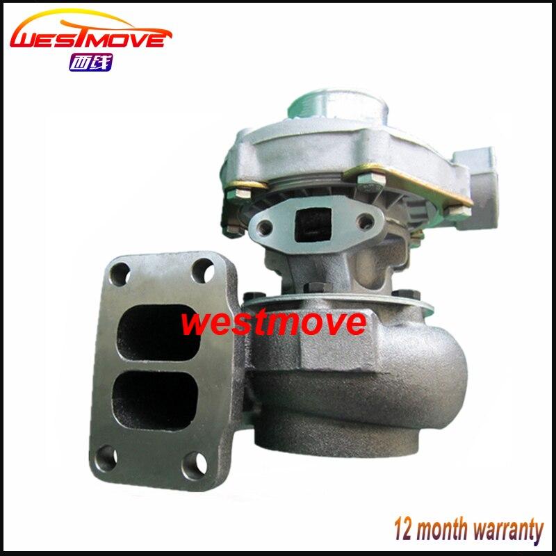 TA3103 Turbo  465636-5207S 465636-0007 465636-0207 465636 Turbocharger For Komatsu WA150 Offway PC150-3 D31-18 Engine : S6D95L