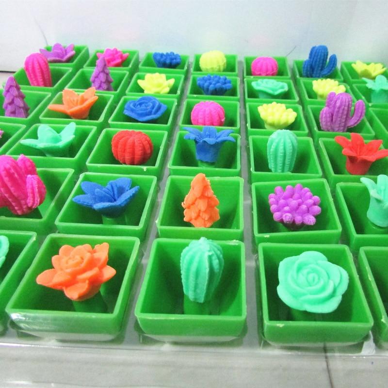 Akan tumbuh mainan pohon Natal Ekspansi tanaman membengkak dalam air - Mainan lucu - Foto 2