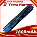 7800mAh 9-элементный аккумулятор ноутбука UM09E31 UM09E32 UM09E71 UM09E36 для Acer Aspire 1810T 1810TZ 1 410 Черный