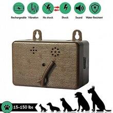 Мини ультразвуковой Анти лай Стоп Отпугиватель кора открытый без контроля кора обучающее устройство товары для домашних животных