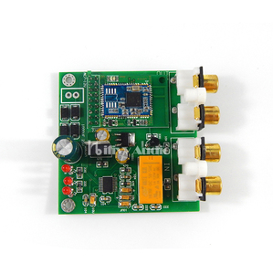 Image 3 - CSR8675 + PCM5102A Bluetooth 5.0 APTX HD DAC Bluetooth Receiver Supports analog input and output