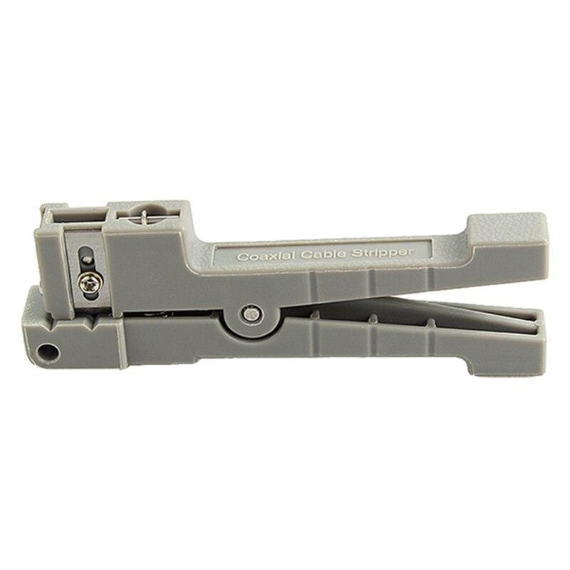 10 pièces Décapant Coaxial IDEAL 45-162 Décapant Optique de Fiber Poutre Transversale Tube Ouvert et Couteau Lâche Boîtier