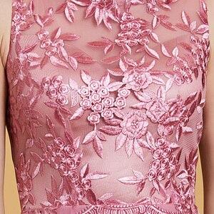 Image 5 - Dressv Dài Dạ Hội Tay Giá Rẻ V Cổ Tiệc Cưới Chính Thức Đầm Một Dòng Đầm Maxi Người Phụ Nữ Thanh Lịch Váy Ngủ Áo Choàng
