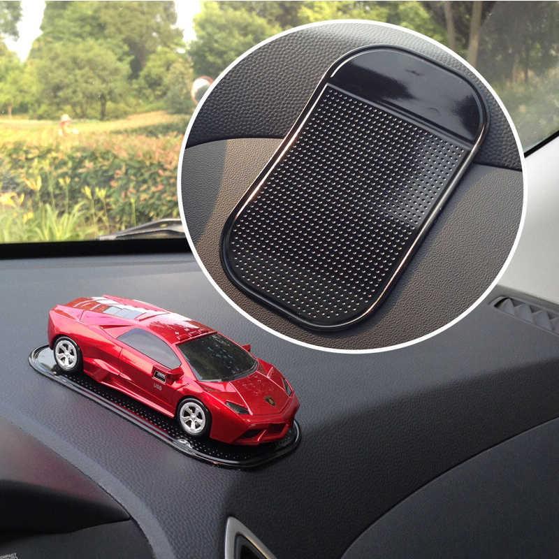 Carro Magia Anti-Slip Esteira Pad Para Hyundai Tucson Creta I30 IX35 IX25 VW Golf 4 7 5 6 Touareg Tiguan Kia Sportage 2018 2019