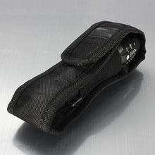 Черный чехол-чехол для большинства светодиодный фонарик 150 мм x 30 мм