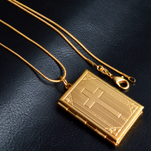 Allah Necklace for Women Men Muhammad Gold Color DIY Keeping Photo Necklace Pendant Muslim Islamic Jewelry Anniversary Gifts