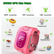 GW300 GPS smartwatch Support SOS/GPS/GSM/Wifi/Anti Lost for Android & IOS Y3 Smart Watch Tracker Watch GPS kids Children watches