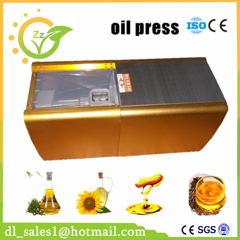 Hot Sale Stainless Steel Automatic Oil Press Machine Nut Seed Presser High Oil Extraction Rate home use 110v or 220v seed oil press machine nut seed automatic stainless all steel presser high oil extraction