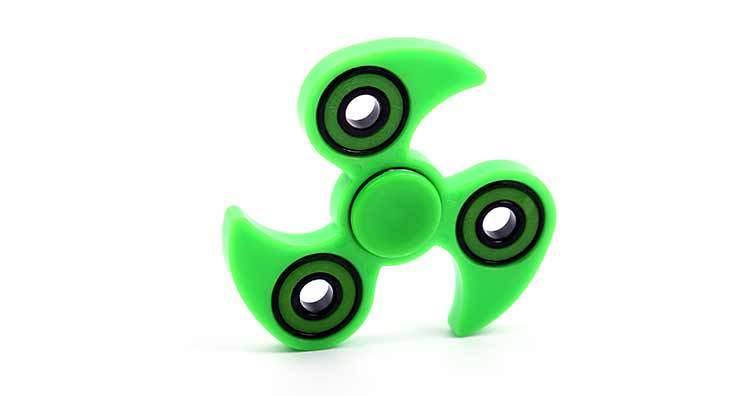 Fidget Spinner New Arrival Professional EDC Hand Spinner Torqbar paltsic Fidget Toys Fidget Spinner For ADHD
