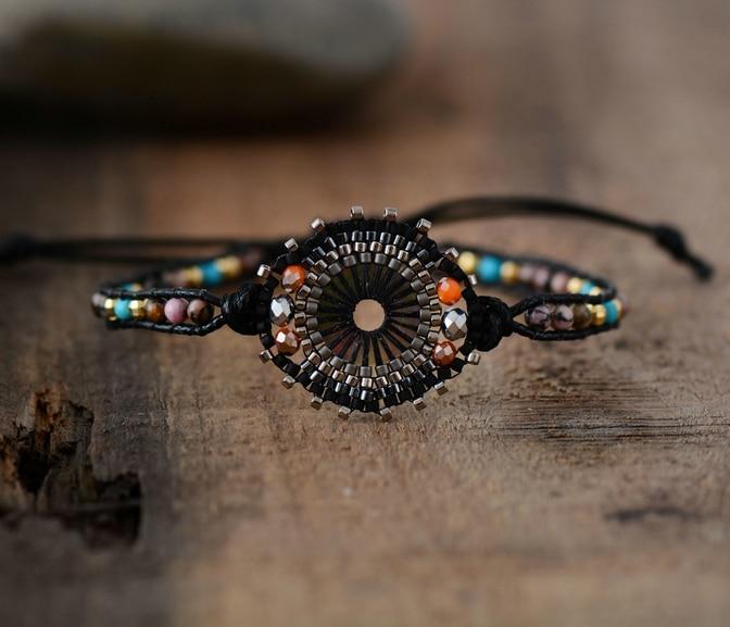 Seed Beads Boho Bracelets...