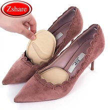 A Pair Of Soft High Heels Half Yard Mat Arch Only Eat Orthopedic Insert Insole Foot Forefoot Protection Pad Women BD-3 цена и фото