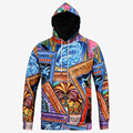 Hot Card Game Yu-Gi-Oh Exodia 3D Print Hoodies Front Pocket Hoody Drawstring Sweatshirt Pullover Unisex Outerwear Cotton Quality