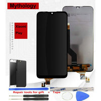 Mythology For Xiaomi Mi Play Touch Screen Display Digitizer Assembly Replacement Mi Play 5.84 Full Panel Mobile Phone LCDs