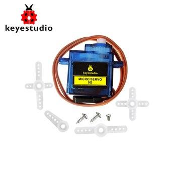1 шт. keyestudio 9G MINI SG90 90 градусов Серводвиг