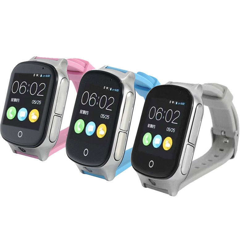 fashion Smart watch Kids Wristwatch A19 3G WIFI GPS Locator Tracker Smartwatch Baby Watch With Camera For IOS Android free shipping new smart watch kids wristwatch 3g gprs gps locator tracker anti lost smartwatch baby watch with remote camera