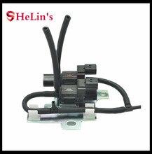 Válvula solenóide de controle da embreagem roda livre para mitsubishi l200 l 200 triton pajero montero esporte challenger oem 8657a065 k5t81973