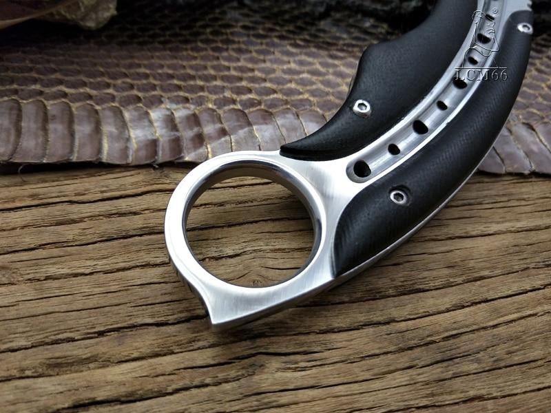LCM66 veidrodinis skorpiono letena peilis lauko stovyklavimas - Rankiniai įrankiai - Nuotrauka 5