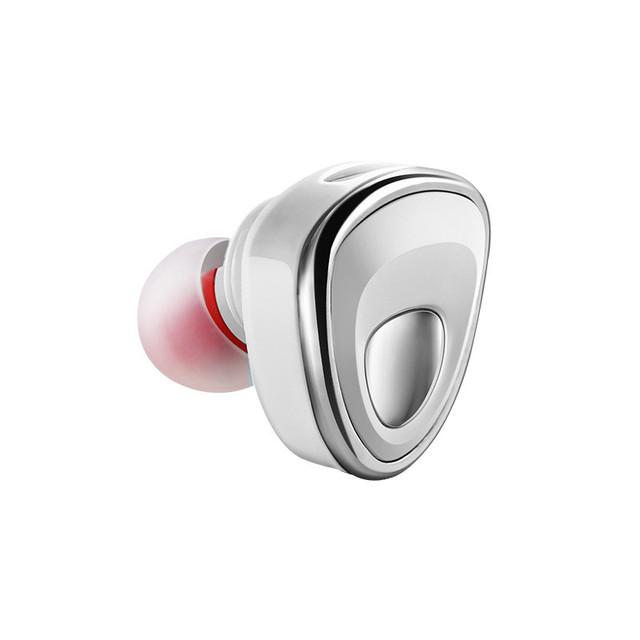 Kit Mãos Livres Bluetooth Fones De Ouvido Sem Fio invisível Mini Fone De Ouvido Fones de Ouvido com Microfone e fone de ouvido Com Cancelamento de Ruído para o Carro de Segurança de Condução