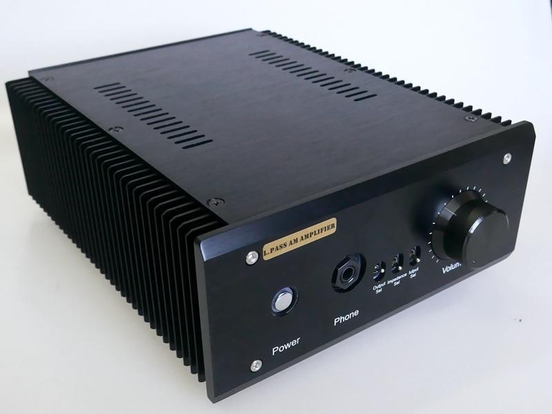 Pass Am HiFi Class A Power Amplifier Stereo Headphone Amp Desktop Audio 20W*2 buonarotti am 18