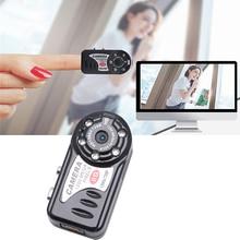 Free Shipping Q5 HD micro camera IR night vision mini camcorder 1280*720P DV action sport mini cam car dvr