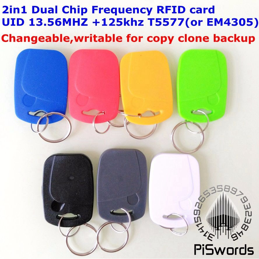 Dashing 13.56mhz Uid Cards Changeable Sector 0 Block 0 Writable Rfid Proximity Card Rewritable Copy Clone Access Control Cards