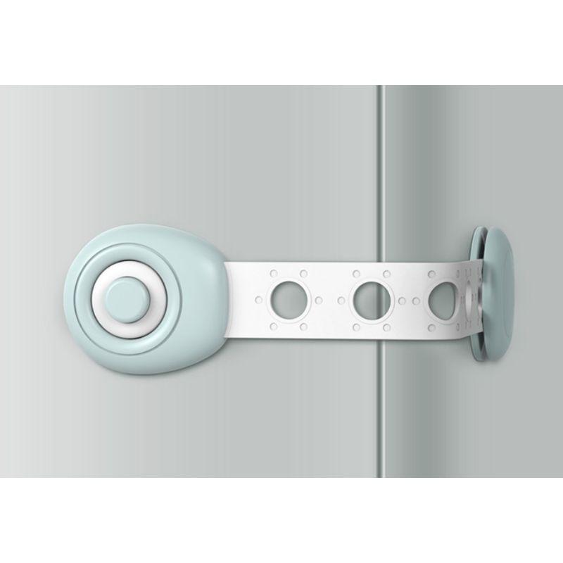 Adjustable Door Locks Children Safety Care Room Accessory Cabinets Toilet Lid Drawer Washing Machine Lock