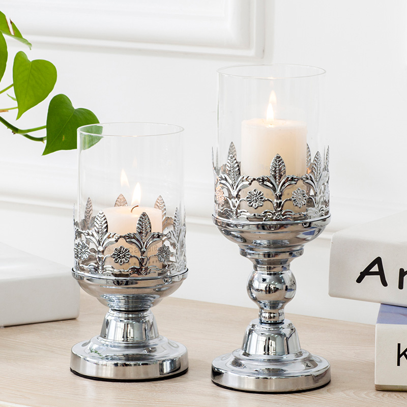 Christmas Candle Holders Creative Candlestick Holder