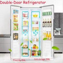452L французский дверь холодильника бытовой безморозного вертикальный Тип двери ящика Холодильник BCD-452WK