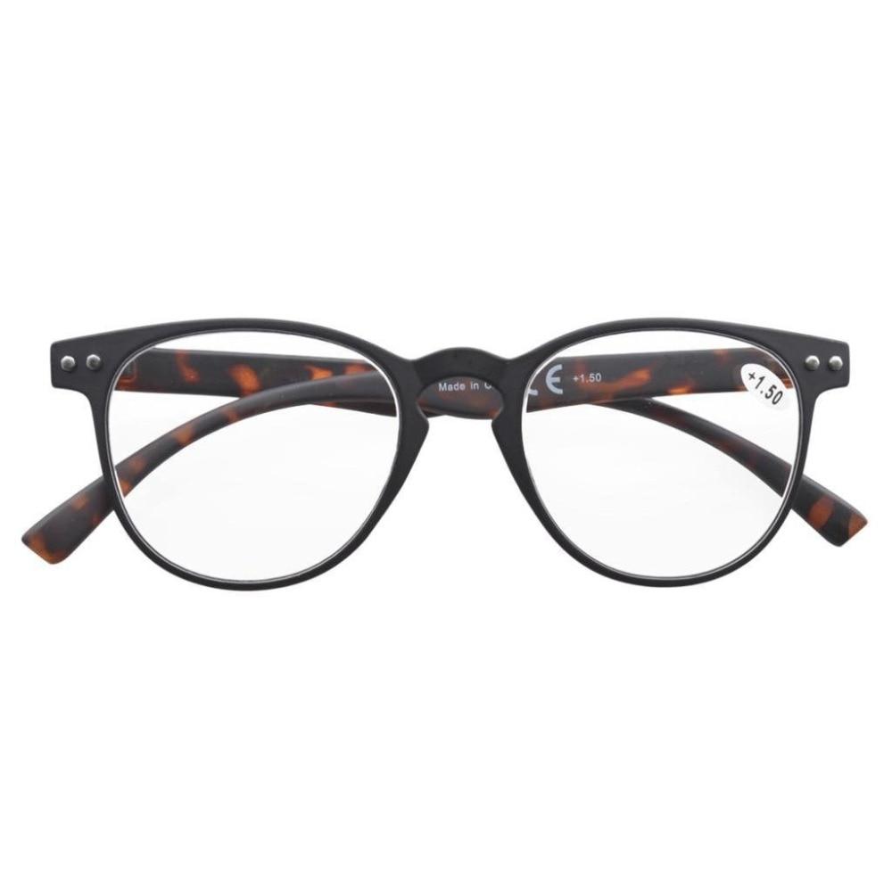 R060 Eyekepper Round Full Coverage Ultrathin Flex Frame Reading ...