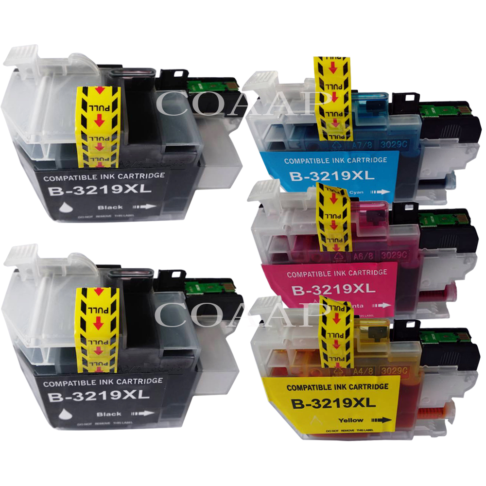 LC3219XL Compatible Brother LC3219 Ink Cartridges for MFC-J5330DW MFC-J5335DW MFC-J5730DW MFC-J5930DW MFC-J6530
