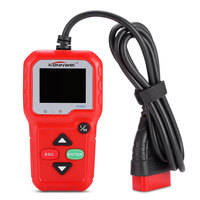 Konnwei KW680 Universal OBD II CAN Auto Diagnostic Scanner TFT Color Display Multiple Languages With Multi