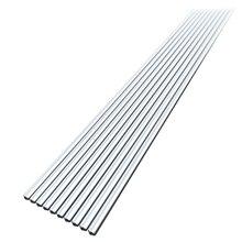 welding rod Low Temperature Aluminum Welding Wire Flux Cored Al-Mg Soldering Rod No Need Solder Powder