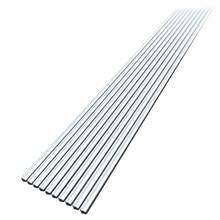 Tige de soudure en aluminium à basse température, fil de soudure en aluminium, noyau al-mg, pas besoin de poudre de soudure