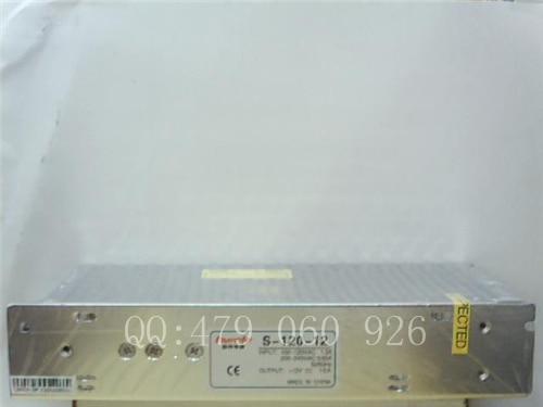 [ZOB] Heng Wei switching power supply S-120-12 12V10A  --3PCS/LOT