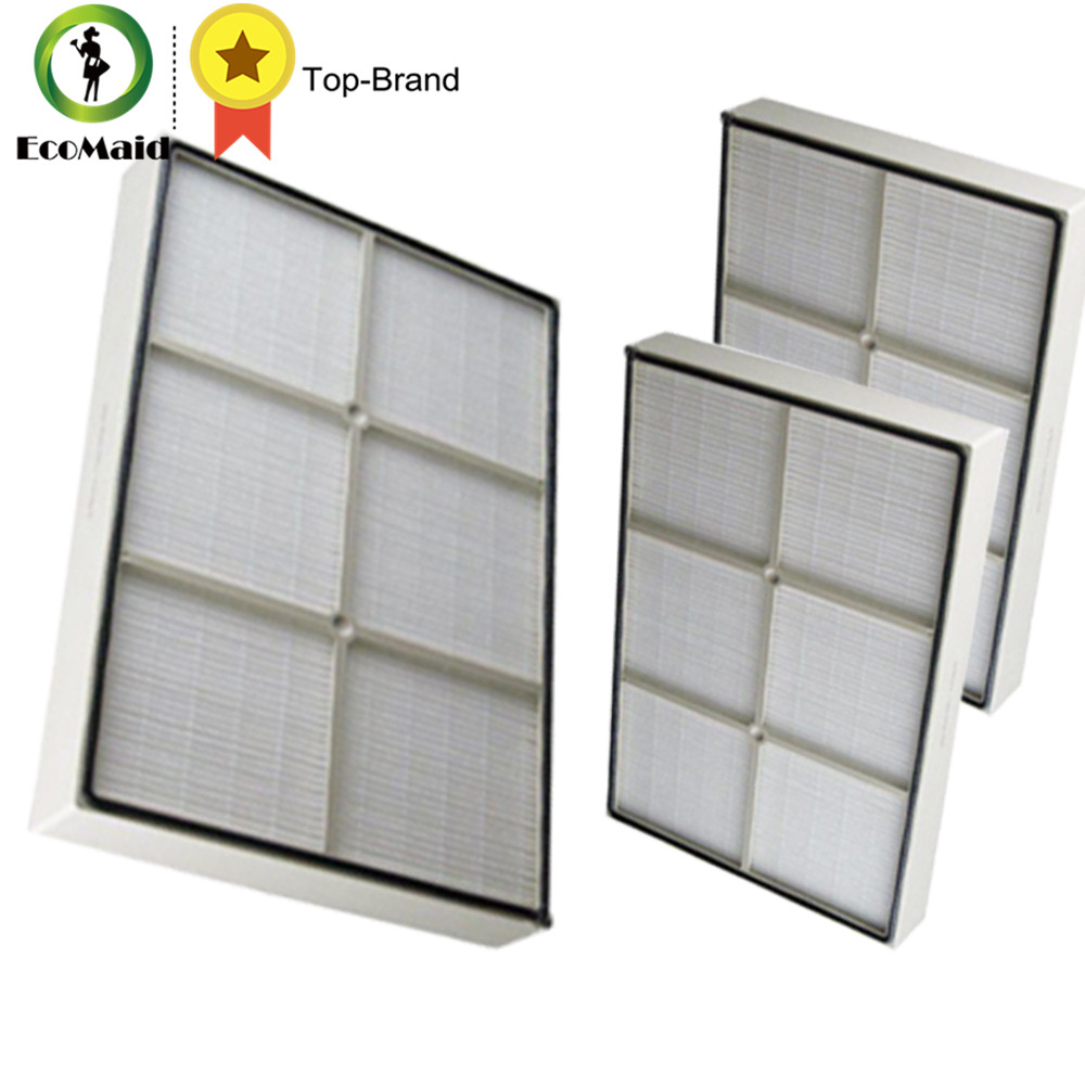 Filter for Whirlpool Air Purifier AP450 AP510 1183054K Replaces Filtration Air Cleaner Filter Fit Whirlpool Part 3 Packs adgar fit philips air purifier ac4090 filter 4181 4183 4184 filter