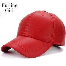 Baseball-Cap Snapback-Hats Hip-Hop-Caps Adjustable Sport Outdoor Womens Solid-Color Furling