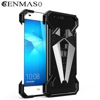 Cenmaso For Huawei Honor 8 9 V9 Play Case Cover For Huawei Honor V10 7X Case