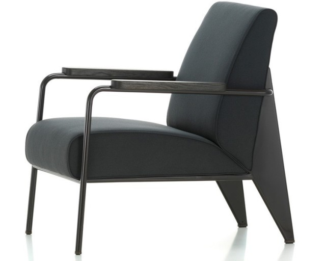 Free Shipping   Jean Prouve Fauteuil De Salon Sofa,Modern Design  Sofa,Business Sofa