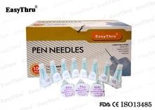 200pcs/2 box medical diabetic use Professional Home Health care Diabetes pen needle single science