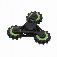 New Finger Spinner Fidget Plastic EDC Hand Spinner For Autism And ADHD Anxiety Stress Relief Focus