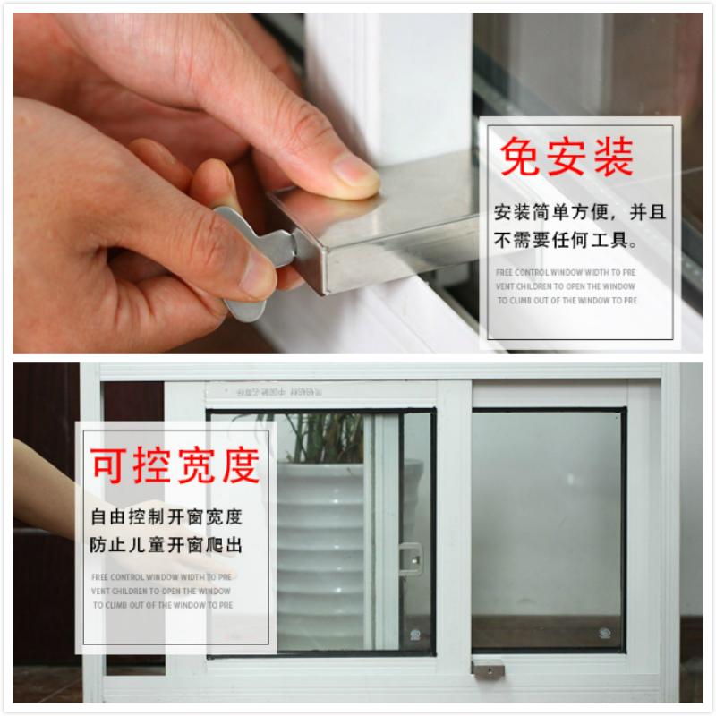 cerraduras de ventanas abatibles blanco fcil de instalar de